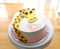 giraffe cake baby shower cake flavors img 1131 baby shower diy