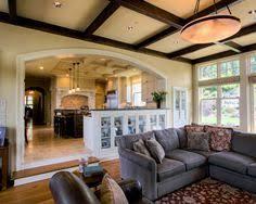 Open Kitchen Living Room Design Open Concept Kitchen Living Room Design Ideas Kitchens Open