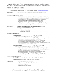 Relevant Coursework In Resume Example Resume Samples Dance Teacher Funny Professional Resumes Sample