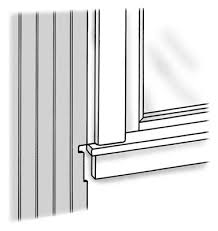Install Beadboard Wainscoting - how to cut beadboard wainscoting to fit around a window dummies