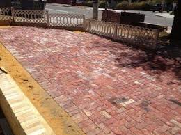 Can You Paint Patio Pavers What S The Best Way To Get Spray Paint Of Brick Pavers Quora
