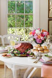 Set The Table Easter Brunch Menu Southern Living