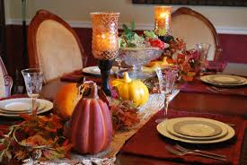 Christmas Decorating Ideas For Dining Room Table by Remarkable Christmas Banquet Table Decorations With Pumkins And