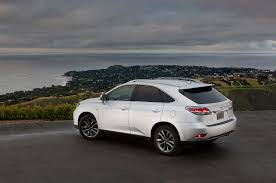 lexus 3rd row crossover 2013 lexus rx 350 f sport first drive automobile magazine