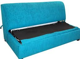 brisbane armless sofabed with innerspring mattress sofa bed