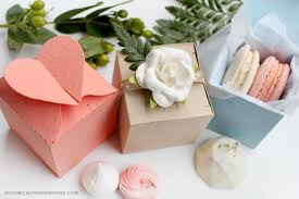 wedding favors boxes seed paper wedding favor boxes that give the gift of flowers