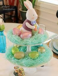 decorations for easter simple easter table decor intelligent domestications