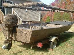 Best Duck Blind Material Best 25 Duck Boat Blind Ideas On Pinterest Duck Hunting Boat