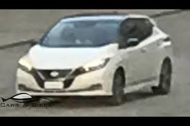 new 2018 nissan leaf spied bare ahead of september reveal cars