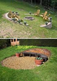 How To Build A Horseshoe Pit In Your Backyard 57 Inspiring Diy Fire Pit Plans U0026 Ideas To Make S U0027mores With Your