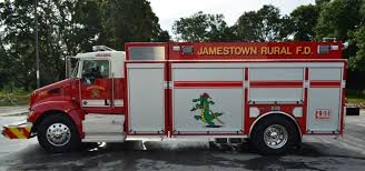 kenworth dealer spartan erv jamestown rural fire department sc 10427