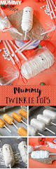 mummy twinkie pops so easy so adorable perfect for halloween