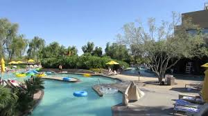 Backyard Pool With Lazy River by Desert Ridge Marriott Resort Phoenix Arizona Lazy River Pool Youtube