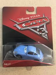 cars sally cars 3 diecast 1 55 scale sally diecast scale and cars