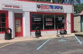 Tire Barn Indianapolis Edgar U0027s Tire Shop Indianapolis In 46227 Yp Com