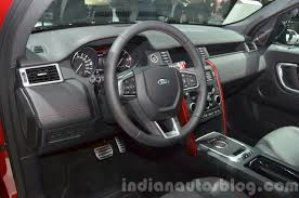 land rover freelander 2000 interior land rover discovery sport petrol launched in india