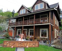 Lowman Beach Park West Seattle Gatewood Neighborhood by Seattle Now U0026 Then Sea View Hall Dorpatsherrardlomont