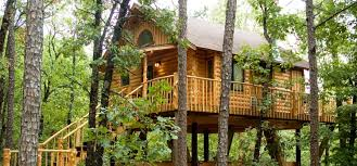 How To Build A Cheap Cabin by Treehouses In Eureka Springs Arkansas Treehouse Cottages