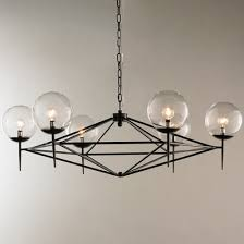 Glass Balls Chandelier Modern U0026 Contemporary Chandeliers Shades Of Light