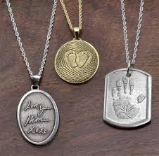 Personalized Jewelry Kindred Keepsake Personalized Jewelry With 3d Engraving Southern