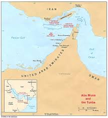 middle east map gulf of oman oman s neutral approach to maritime security middle east institute