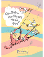 oh baby the places you ll go oh baby the place you ll go by dr seuss myer online