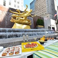 Rockefeller Center Summer Garden - rock center cafe restaurant new york ny opentable