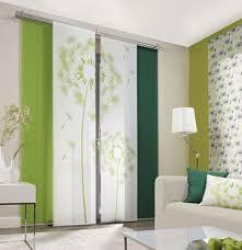 dandelion allover 1 sliding curtain panels room dividers panel