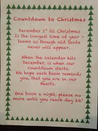 advent calendar poem christmas pinterest advent calendars