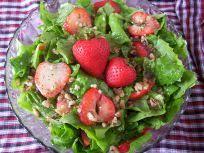 strawberry poppyseed salad panera copycat recipe genius kitchen