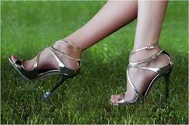 wedding shoes for grass high heelers heel protectors