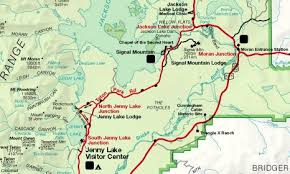 grand teton map cunningham cabin hike to the cunningham cabin in the grand tetons