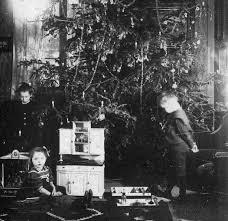 file christmas kids toy christmas tree baby furniture fortepan