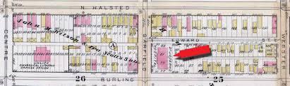 Chicago Fire Map by St Joseph U0027s Hospital