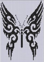 butterfly 18 cross stitch pattern cross stitch butterfly and stitch