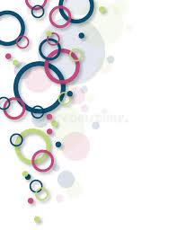 imagenes abstractas con circulos fondo abstracto del círculo stock de ilustración ilustración de