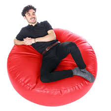 Big Bean Bag Chair by Faux Leather Bean Bag Chair U2013 Seenetworks Net