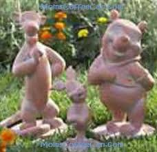 disney eeyore garden statue winnie the pooh and friends