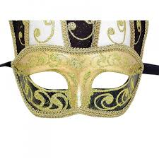 jester masquerade mask venetian mask in london for black and white diamond jester