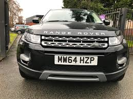 land rover range rover 2014 used land rover range rover evoque 2 2 sd4 pure 5dr auto tech