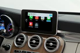 Google Maps Mirrorlink Mercedes Demos Carplay Promises Android Link When Google Delivers