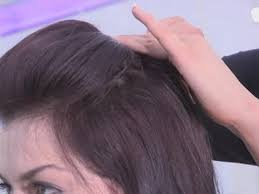pakistani hair style in urdu how to make a great quiff hairstyle youtube