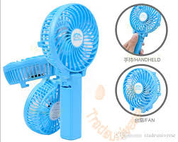 battery operated handheld fan rechargeable fan portable handheld mini fan battery operated