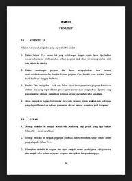 artikel format paper ilmiah contoh penutup makalah skripsi dan karya ilmiah yang baik dan benar