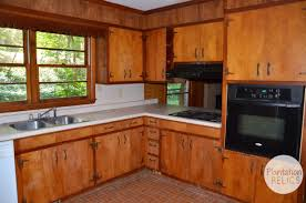 the kitchen after in flip house 1 plantation relics