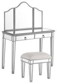 Clear Vanity Table Clear Makeup Vanity Table Home Design Plan