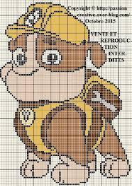 100 crochet paw patrol images paw patrol