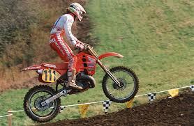 ama motocross sign up lucas oil pro motocross 40 day countdown to ama motocross opener 1989