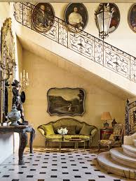 Texas Chateau Home Decor Kara Childress Renovates A Houston Mansion Architectural Digest