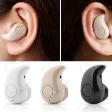 mini concealed concealed wireless bluetooth mini earphone headset with mic hands free